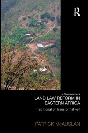A survey of the land laws