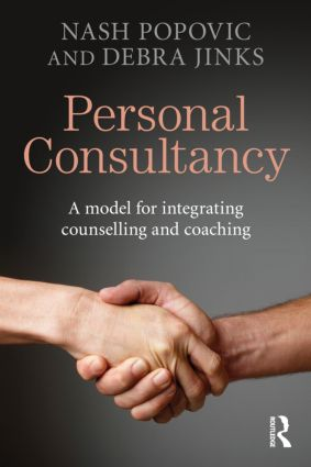 Personal Consultancy: A model for integrating counselling and coaching (Paperback) book cover
