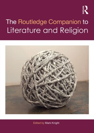 The Routledge Companion to Literature and Religion book cover
