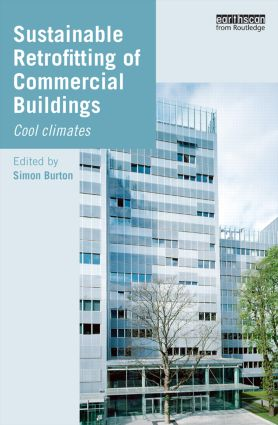 Sustainable Retrofitting of Commercial Buildings: Cool Climates book cover