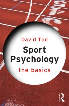 Sport Psychology: The Basics (Paperback) book cover