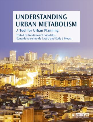 Understanding Urban Metabolism: A Tool for Urban Planning (Hardback) book cover