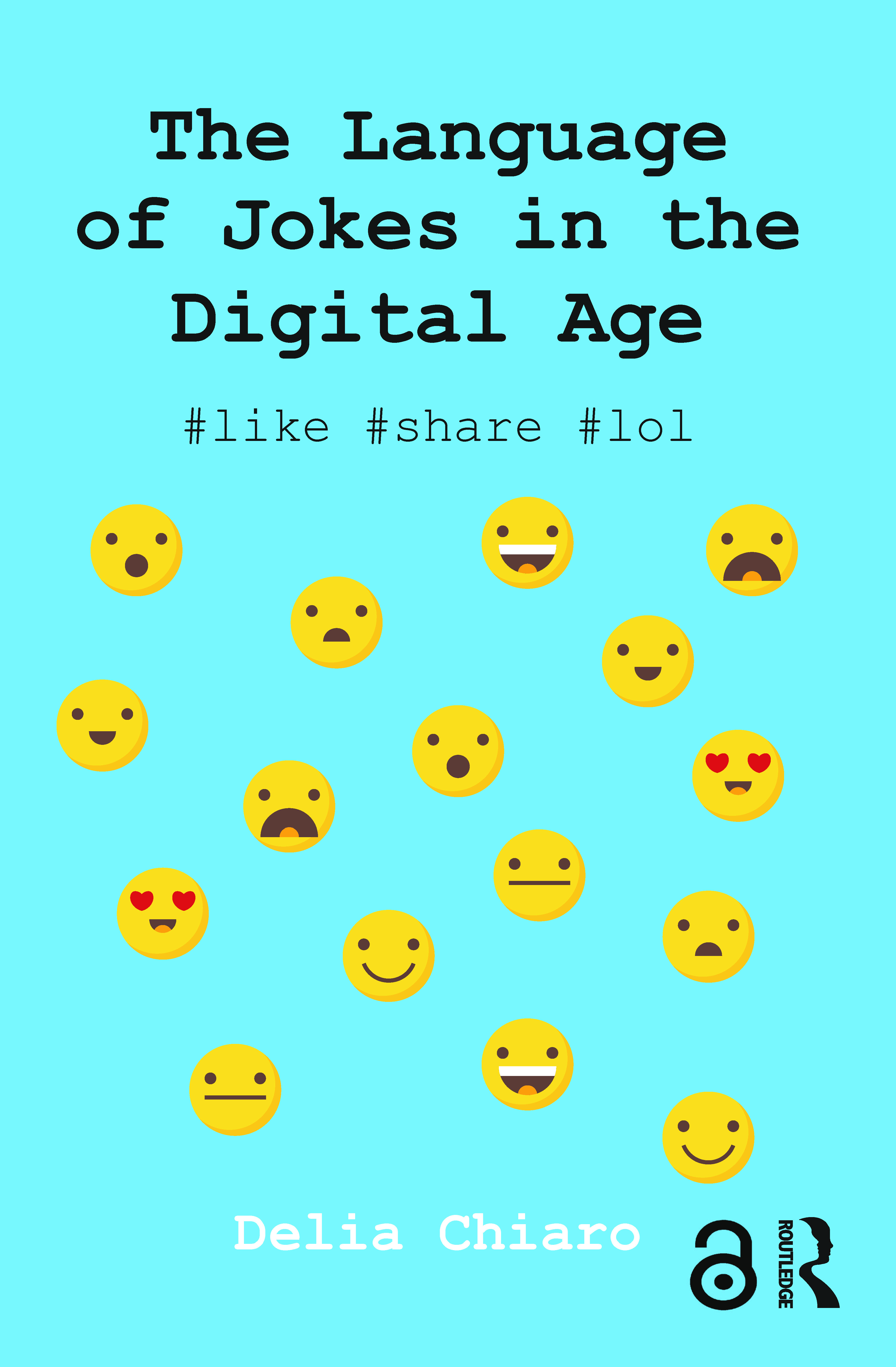 The Language of Jokes in the Digital Age: Viral Humour book cover