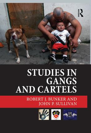 Studies in Gangs and Cartels book cover