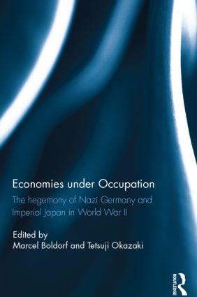 The Burmese economy under the Japanese occupation, 1942–1945