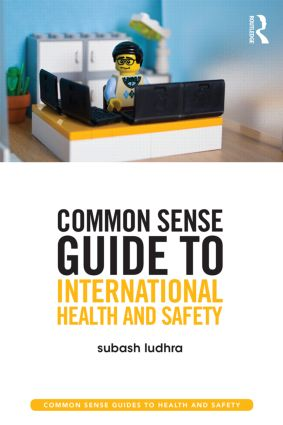 Common Sense Guide to International Health and Safety book cover
