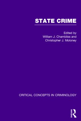 State Crime book cover