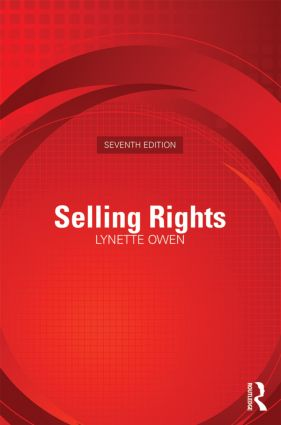 Selling Rights: 7th Edition (Paperback) book cover