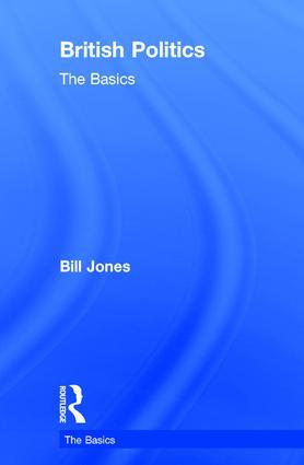 British Politics: The Basics book cover