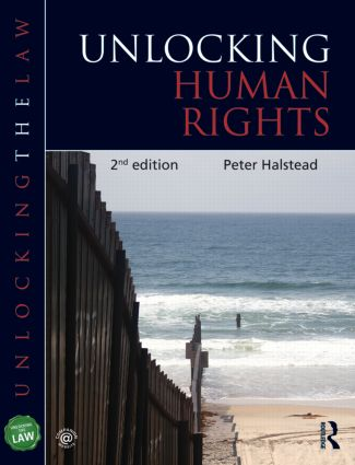 Unlocking Human Rights: 2nd Edition (Paperback) book cover
