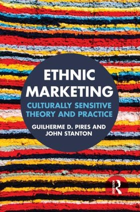 Ethnic Marketing: Culturally sensitive theory and practice book cover