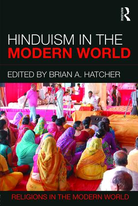 Hinduism in the Modern World (Paperback) book cover