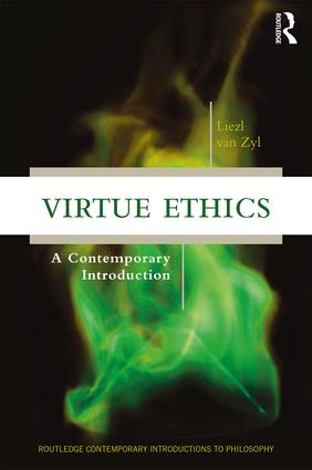 Virtue Ethics: A Contemporary Introduction book cover
