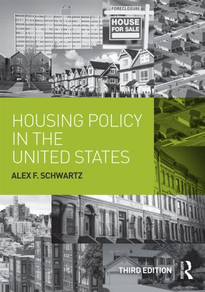 Housing Policy in the United States: 3rd Edition (Paperback) book cover