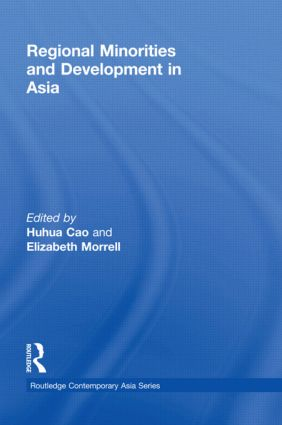 Regional Minorities and Development in Asia book cover