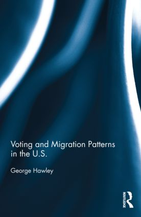 Voting and Migration Patterns in the U.S. book cover
