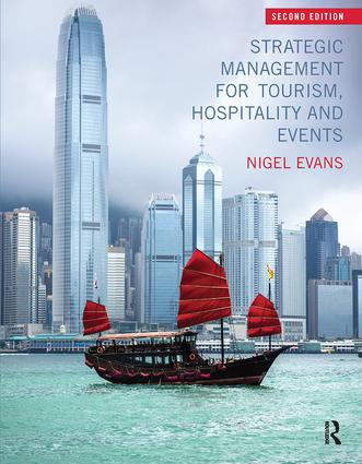 Strategic Management for Tourism, Hospitality and Events: 2nd Edition (Paperback) book cover