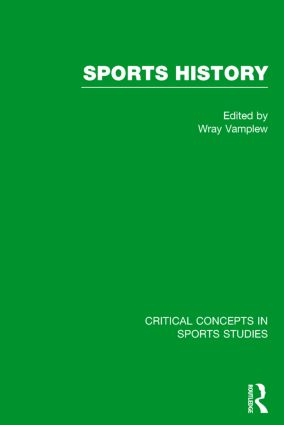 Sports History book cover