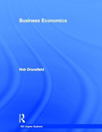 Business Economics book cover