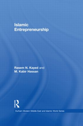 Islamic Entrepreneurship: 1st Edition (Paperback) book cover