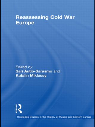 Reassessing Cold War Europe (Paperback) book cover