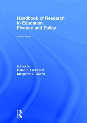 Handbook of Research in Education Finance and Policy: 2nd Edition (Hardback) book cover