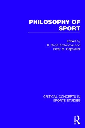 Philosophy of Sport book cover