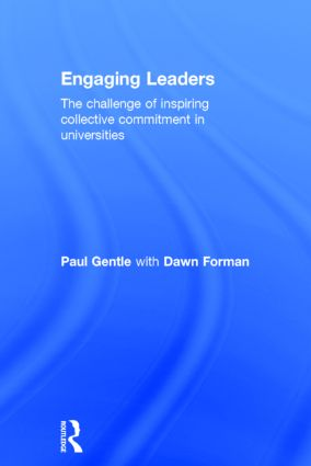 Engaging Leaders: The challenge of inspiring collective commitment in universities (Hardback) book cover