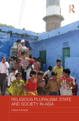 Religious Pluralism, State and Society in Asia book cover