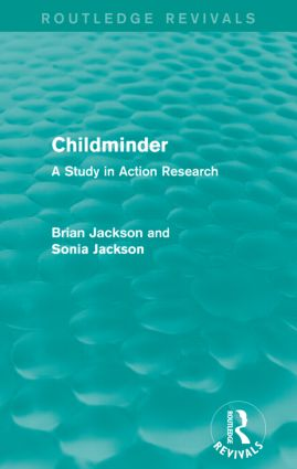 Childminder (Routledge Revivals): 1st Edition (Paperback) book cover