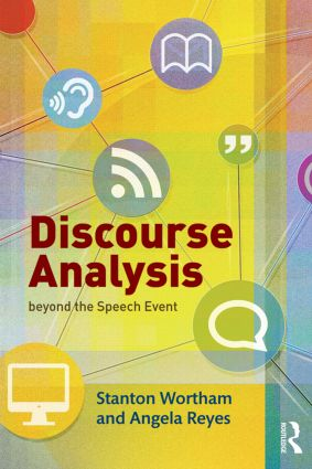 Discourse Analysis beyond the Speech Event (Paperback) book cover