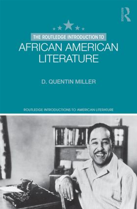 The Routledge Introduction to African American Literature book cover