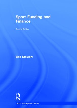 Sport Funding and Finance: Second edition book cover