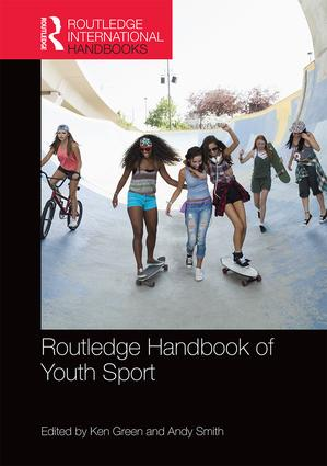 Routledge Handbook of Youth Sport book cover
