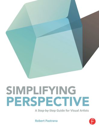 Simplifying Perspective: A Step-by-Step Guide for Visual Artists, 1st Edition (Paperback) book cover