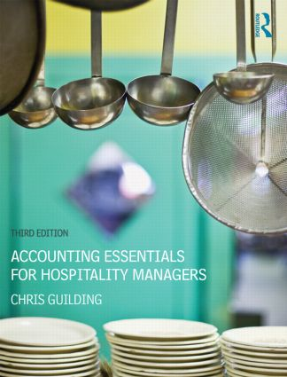 Accounting Essentials for Hospitality Managers: 3rd Edition (Paperback) book cover