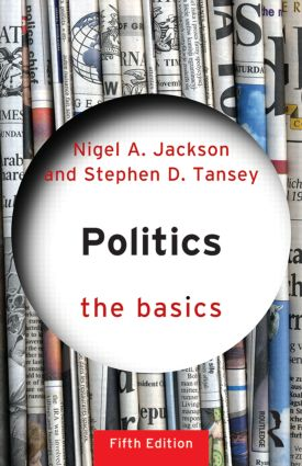 Politics: The Basics: 5th Edition (Paperback) book cover