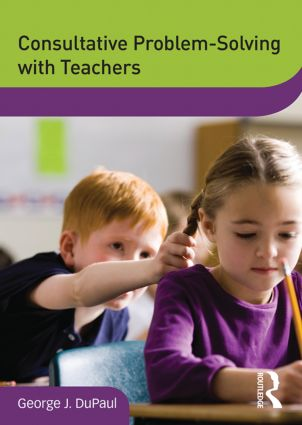 Consultative Problem-Solving with Teachers book cover