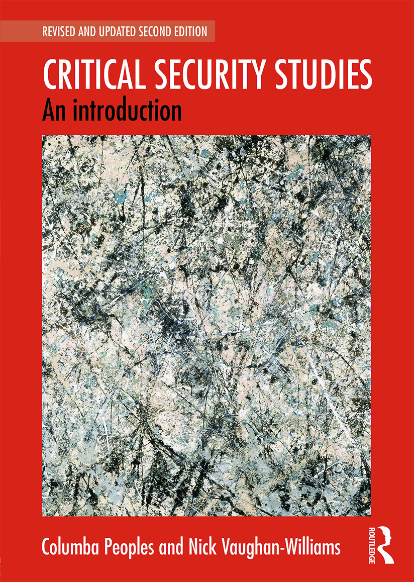 Critical Security Studies: An Introduction, 2nd Edition (Paperback) book cover