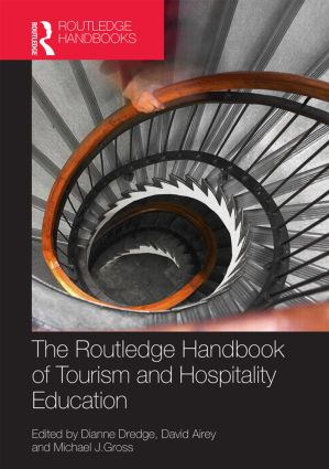 The Routledge Handbook of Tourism and Hospitality Education: 1st Edition (Hardback) book cover