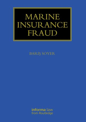 Marine Insurance Fraud book cover