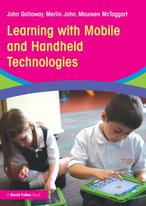Learning with Mobile and Handheld Technologies (Paperback) book cover