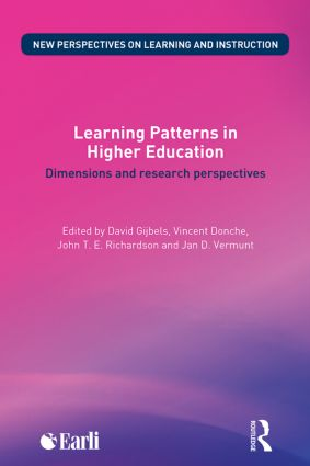 Learning Patterns in Higher Education: Dimensions and research perspectives, 1st Edition (Paperback)