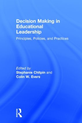 Principals' Evidence-Based Decision Making: Its Nature and Impacts