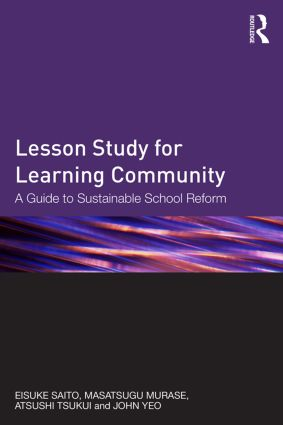 Lesson Study for Learning Community: A guide to sustainable school reform, 1st Edition (Paperback) book cover