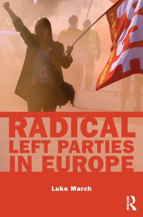 Radical Left Parties in Europe (Paperback) book cover