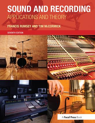 Sound and Recording: Applications and Theory book cover