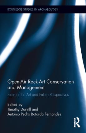 Open-Air Rock-Art Conservation and Management: State of the Art and Future Perspectives (Hardback) book cover