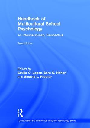 Handbook of Multicultural School Psychology: An Interdisciplinary Perspective book cover