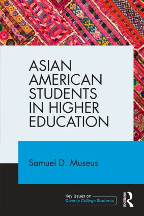 Asian American Students in Higher Education (Paperback) book cover